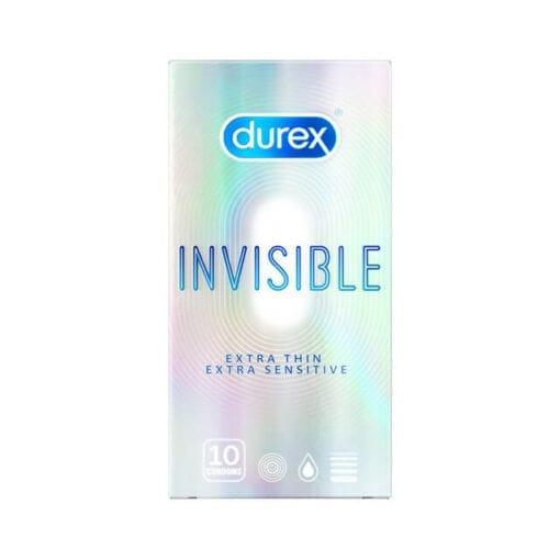 Bao cao su Durex Invisible