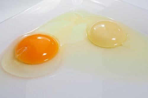 lòng trắng trứng có thể thay thế gel bôi trơn