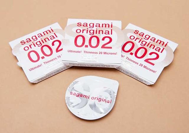 bao cao su sagami có tốt không