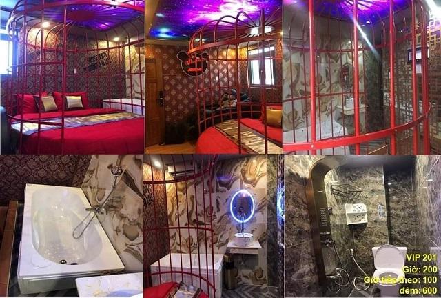Khách sạn tình yêu Zô Zô