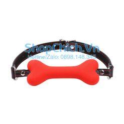 khóa hàm khúc xương màu đỏ